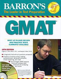 Barron's GMAT (+ CD-ROM)
