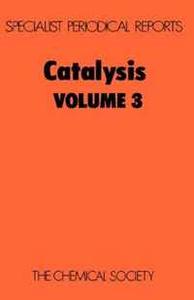 Catalysis (SPR Catalysis (RSC)) (v. 3)