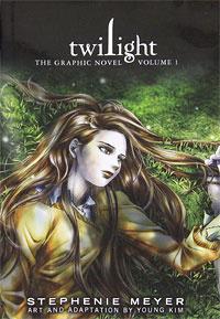 Twilight: The Graphic Novel: Volume 1