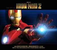 Iron Man: The Art Of Iron Man 2 HC