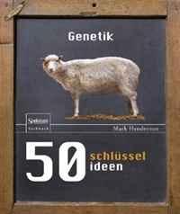 50 Schlusselideen Genetik (German Edition)