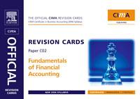 CIMA Revision Cards Fundamentals of Financial Accounting