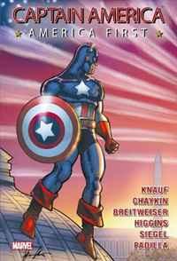 Captain America: America First