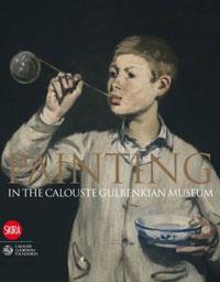 Painting at the Calouste Gulbenkian Museum