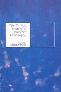 Pimlico History Of Western Philosophy
