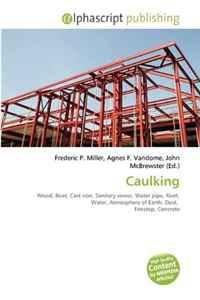 Caulking