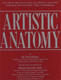 Artistic Anatomy (Practical Art Books)