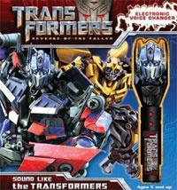 Transformers: Revenge of the Fallen Voice Changer