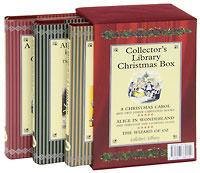 Collector's Library Christmas Box (подарочный комплект из 3 книг)