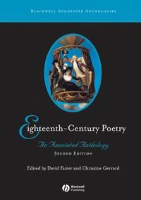 Eighteenth–Century Poetry