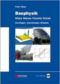 Bauphysik – Klima Warme Feuchte Schall