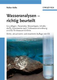 Wasseranalysen – richtig beurteilt
