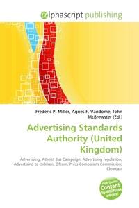 Advertising Standards Authority (United Kingdom)