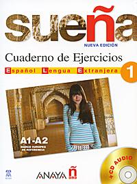Suena 1: Cuaderno de Ejercicios (+ CD-ROM)