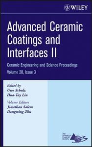 Advanced Ceramic Coatings and Interfaces II