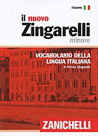 Il nuovo Zingarelli Minore: Vocabolario della lingua italiana