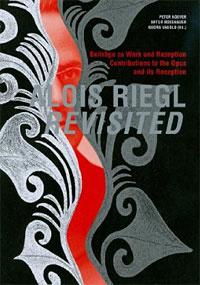 Alois Riegl Revisited: Tagungsband zum Symposium \
