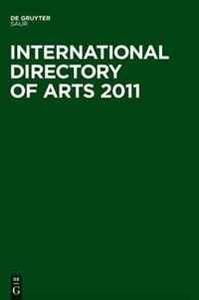 International Directory of Arts 2011