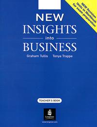 New Insights into Business: Teacher's Book