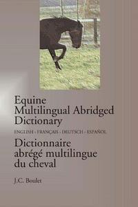Equine Multilingual Abridged Dictionary