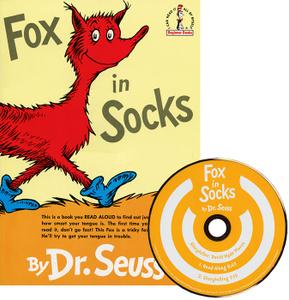 Fox in Socks (+ CD)