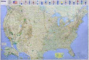 USA Road Map