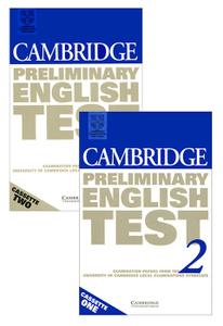 Cambridge Preliminary English Test 2 (аудиокурс на 2 кассетах)