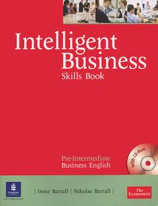 Intelligent Business: Pre-Intermediate: Skills Book (+ CD-ROM)
