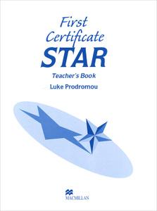 First Certificate Star: Teacher's Book