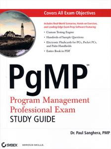 PgMPSM: Program Management Professional Exam Study Guide (+ CD-ROM)