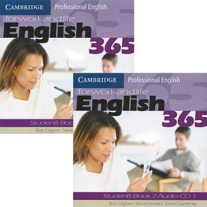 English 365: Professional English: Student's Book 2 (аудиокурс на 2 CD)