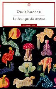 Boutique del mistero (на итал.яз.) Серия: Classici moderni