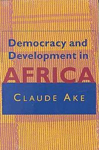Democracy & Development in Africa