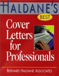 Haldane's Best Cover Letters for Professionals (Haldane's Best)