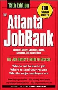 The Atlanta Job Bank (Atlanta Jobbank, 15th Ed)