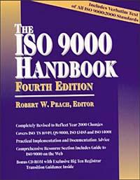 The ISO 9000 Handbook Fourth Edition