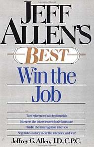 Jeff Allen's Best: Win the Job
