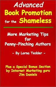 Advanced Book Promotion for the Shameless