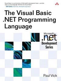 The Visual Basic .Net Programming Language (MICROSOFT NET DEVELOPMENT SERIES)