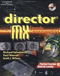 Director MX (Inside Macromedia Series)