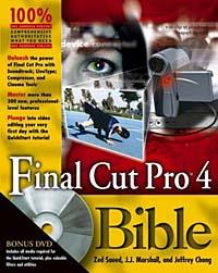 Final Cut Pro 4 Bible