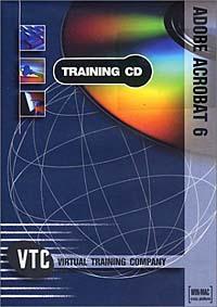 Adobe Acrobat 6 VTC Training CD