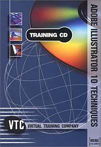 Adobe Illustrator 10 Techniques VTC Training CD