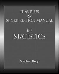 TI-83 Plus/Silver Manual (2nd Edition)
