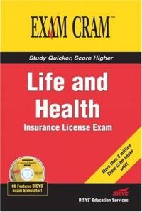 Life and Health Insurance License Exam Cram (Exam Cram)
