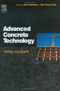 Advanced Concrete Technology 4: Testing & Quality (Advanced Concrete Technology Set) (Advanced Concrete Technology)