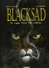 Blacksad, Vol. 1: Un Lugar Entre las Sombras