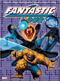 Fantastic 4 Sticker Storybook (Fantastic 4)