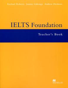 IELTS Foundation: Teacher's Book