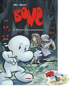 Bone. Tome 3: Reves et cauchemars (+ подарок)